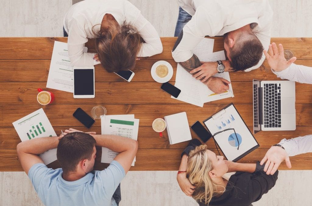 Engagement surveys not yielding an ROI? It might be time for a culture audit!